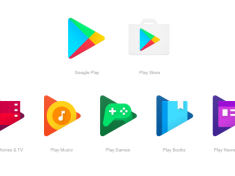 Nuove Icone Google Play