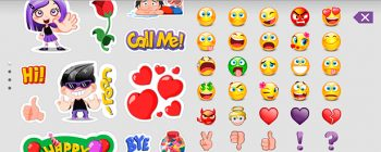Emoticons Viber